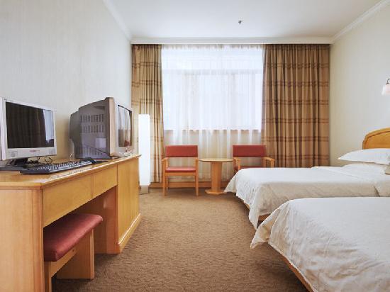 Starway Chuangye Hotel: 数字双床房