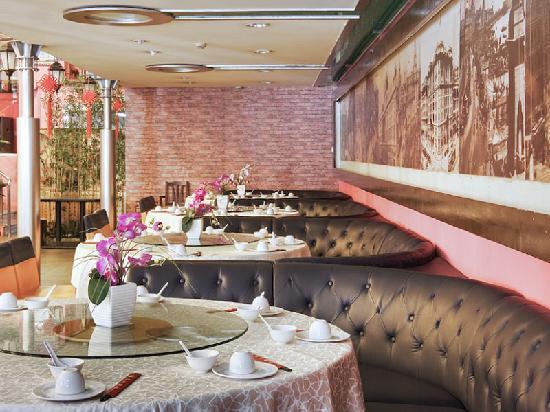 Starway Chuangye Hotel: 餐厅1