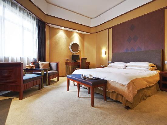 Starway Hotel Shanghai Hongkou Football Field: 豪华大床房