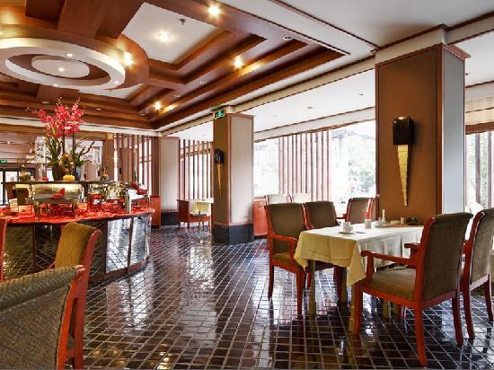 Starway Hotel Shanghai Hongkou Football Field: 餐厅