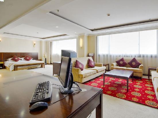 Starway Haiyida Hotel: 高级套房2
