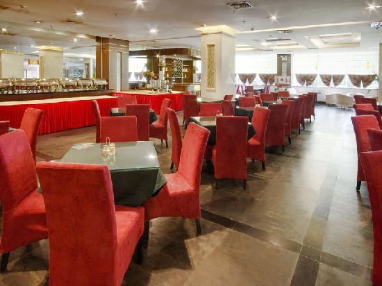 Starway Haiyida Hotel: 餐厅