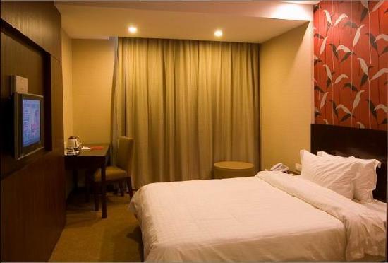 Nanyuan Inn Hangzhou Xihu : 住过的大床房