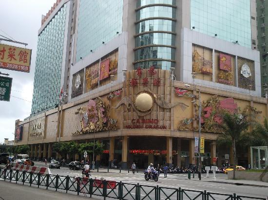 Hotel Golden Dragon Macau Tripadvisor