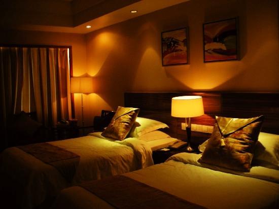 Jin Feng Hotel: 锦峰的房间