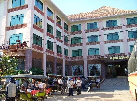 Kingdom Angkor Hotel: 吴哥酒店