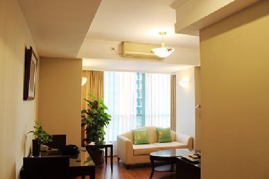 New Harbour Service Apartments : 房间1
