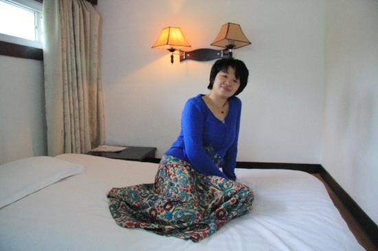 Bamboo House Resort: 阳朔玉兰阁三人间