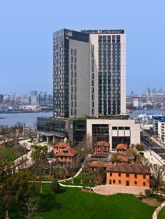 InterContinental Shanghai Expo: Hotel exterior