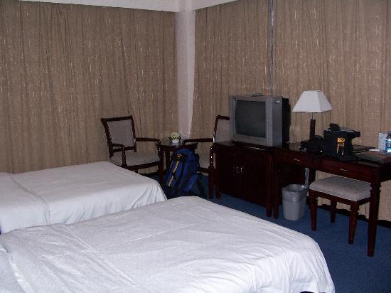 Zhongshan Hotel : 房间内部