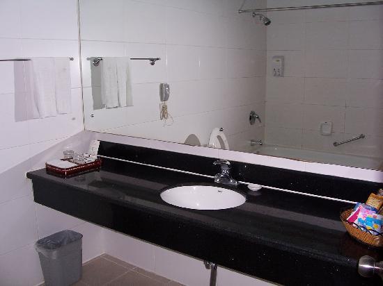 Chengyue Boutique Hotel Guilin Zhongshan: 厕所