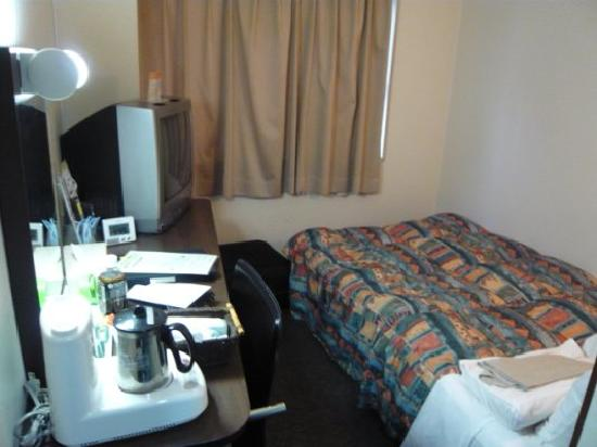 Super Hotel JR Ikebukuro-nishiguchi : 12%20June%202008%20-%20superhotel