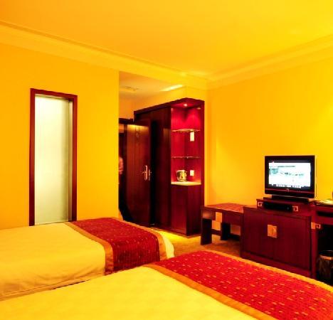Wuyue Scenic Hotel Wuyuan : 客房