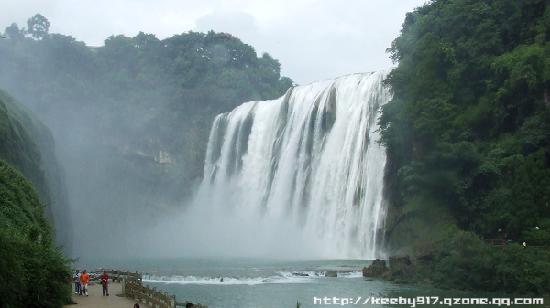Huangguoshu Falls: 黄果树瀑布
