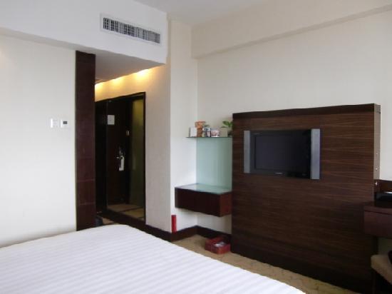 Lushan Hotel: 庐山大酒店--商务大床房