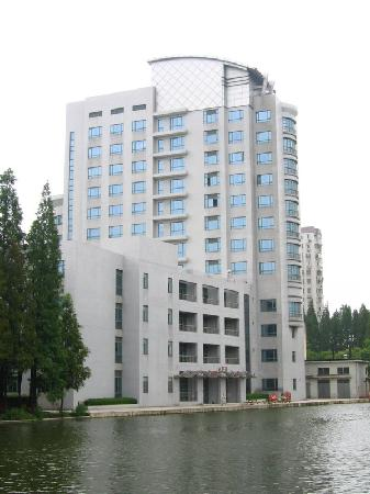 Huashen Academy Exchange Center Yifu Building : 逸夫楼-学士交流中心