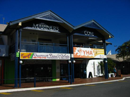 Surfers Paradise YHA at Main Beach: YHA整体外观