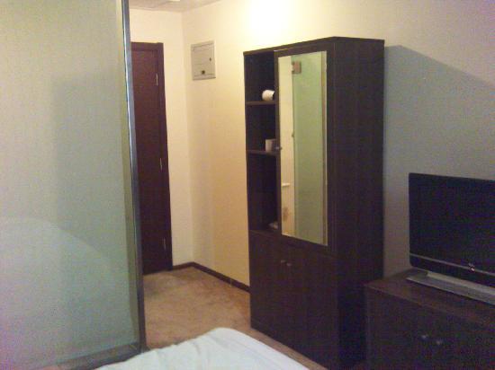 Hongwei Yijia Chain Hotel Beijing Jinrong STREET: 房间内1