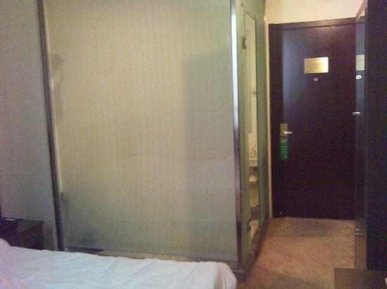 Hongwei Yijia Chain Hotel Beijing Jinrong STREET: 房间内2