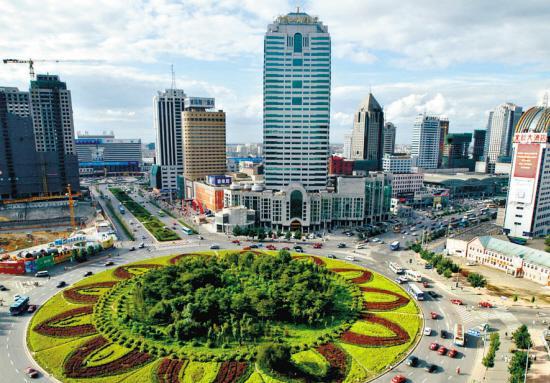 Shenyang, Kina: 惠工广场