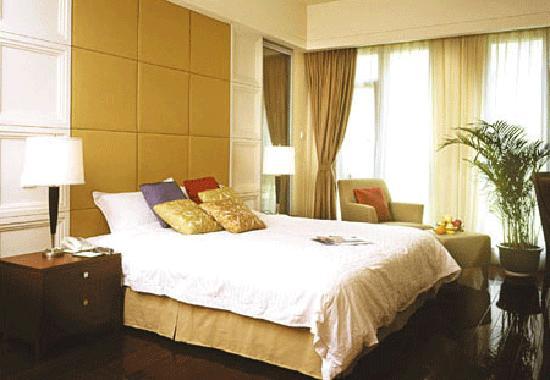 Li Jing Hotel : 房间