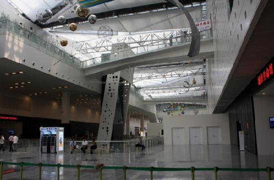 Shanghai World Expo Museum: 城市生命馆2