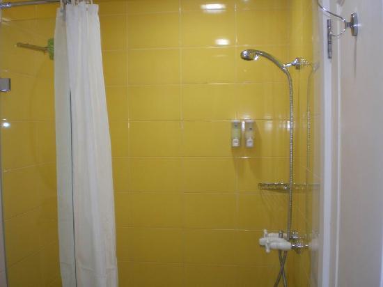 Home Inn Wuhan Huanghelou Shouyi Road Metro Station: 浴室
