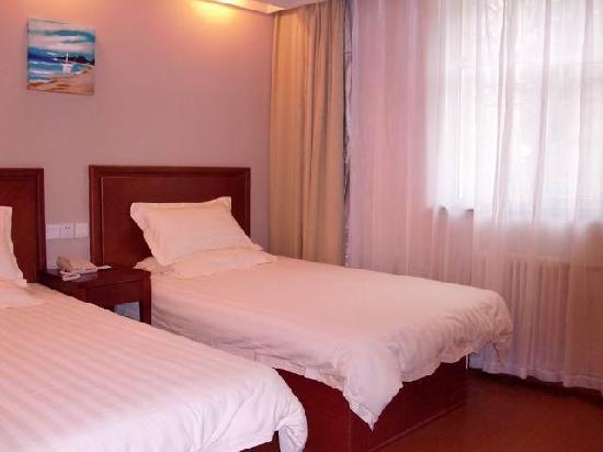 โรงแรมไก่ปั๋ว เอ็กซ์เพรส (สาขาเสียถู่): 房间