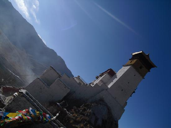 Nedong County, China: 雍布拉康