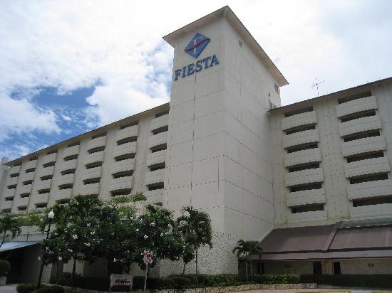Fiesta Resort & Spa Saipan: 悦泰酒店-1