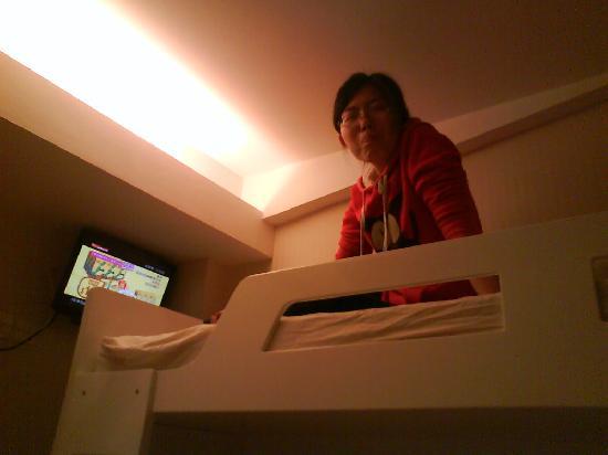 Yo Hotel: 电视