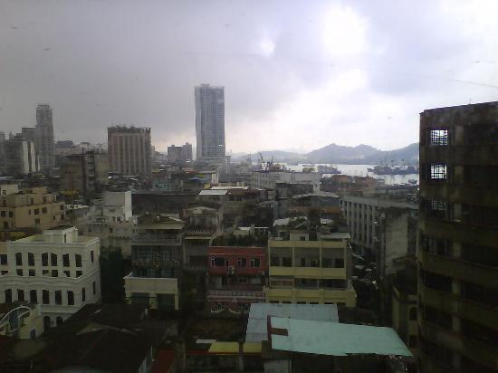 East Asia Hotel Macau: 能不能叫海景啊?