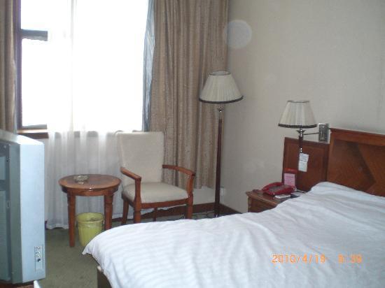 7 Days Inn Nanchang Fuhe Road Huacai Mansion: 房间2