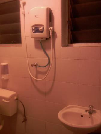 M Motel : WC