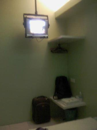 M Motel : 电视机