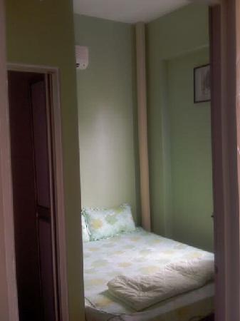 M Motel : 早上拍到其他房间