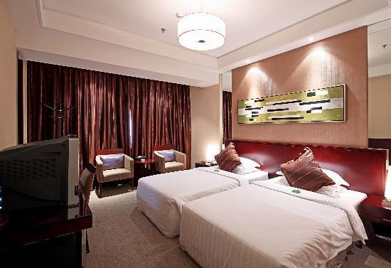 Century Mandarin Hotel : 高级房(双床)