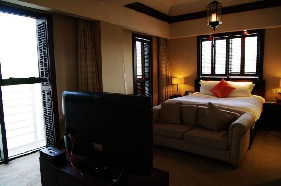 Genway International Hotel : 豪华行政房