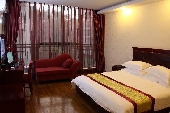 Jindi Hotel : 金帝宾馆标准单人间