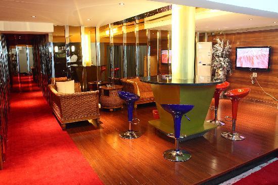 Jindi Hotel : 金帝宾馆娱乐中心