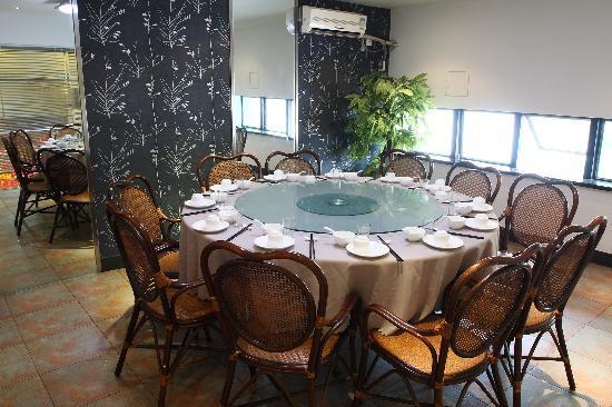 Jindi Hotel : 金帝宾馆餐厅