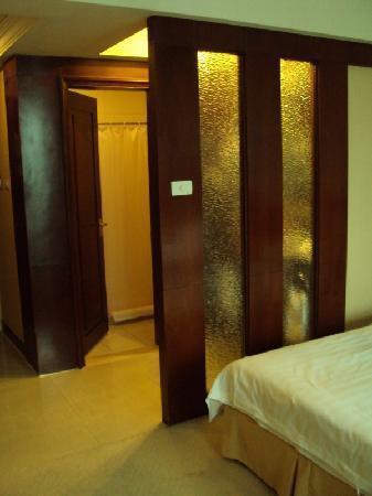 Kaihua Hotel: 洗手间
