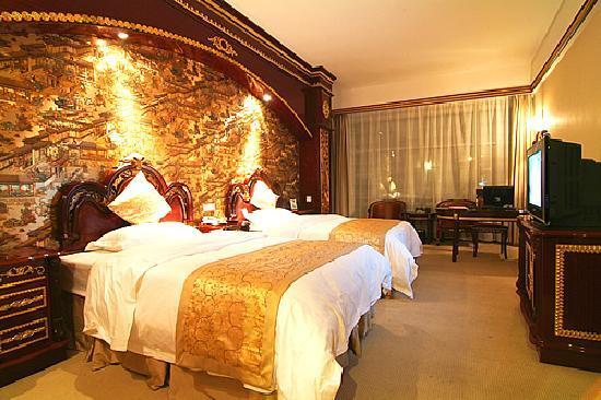 Chuanhui Hotel: 房间内