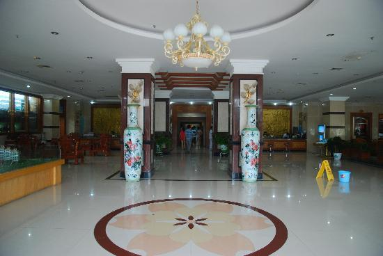 Xinhaojing Hotel: 酒店大厅