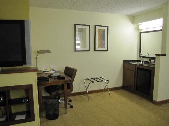 Hyatt Place Princeton: Hyatt Room 2