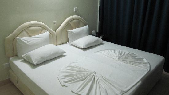 Fuana Inn: 房间很小