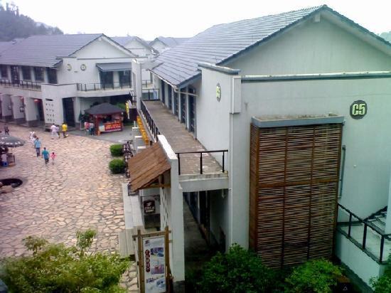 Hanting Yilai Hotel Chun'an Qiandao Lake: 商业街