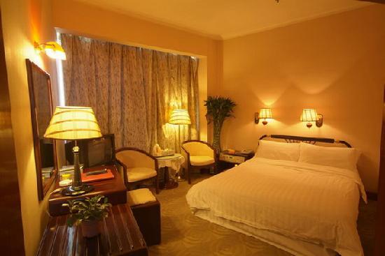 Jinjiang Hotel: 房内