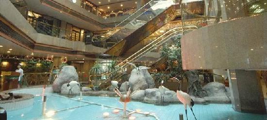 Ju Chun Yuan Hotel: 大厅