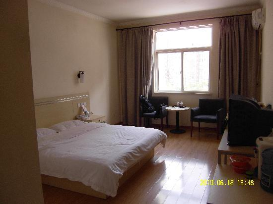 Shenpeng Express Hotel: 大床房2